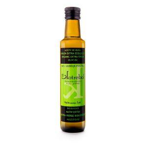 Aceite-de-Oliva-extra-virgen-arbequina-Ekotrebol-Bio-Vegano-250ml