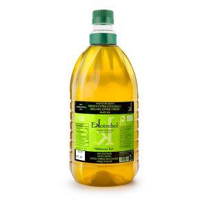 Aceite-de-Oliva-extra-virgen-arbequina-Ekotrebol-Bio-Vegano-garrafa-2L