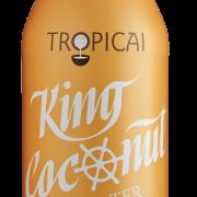 Agua de Coco King Piña-Maracuyá 350ml