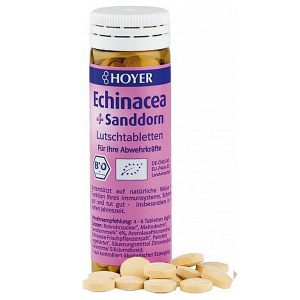 Comprimidos Equinacea + Espino Amarillo 60un, 30g_ok