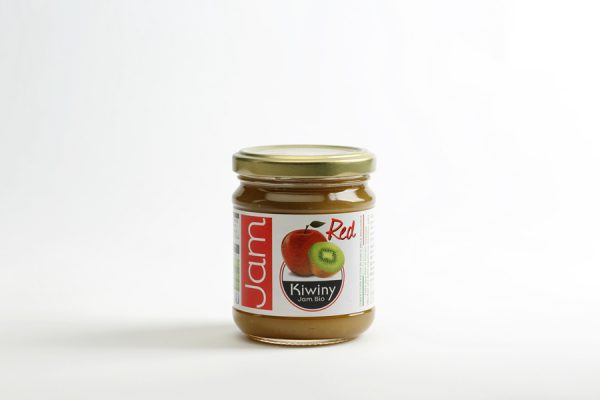 Confitura kiwi y manzana