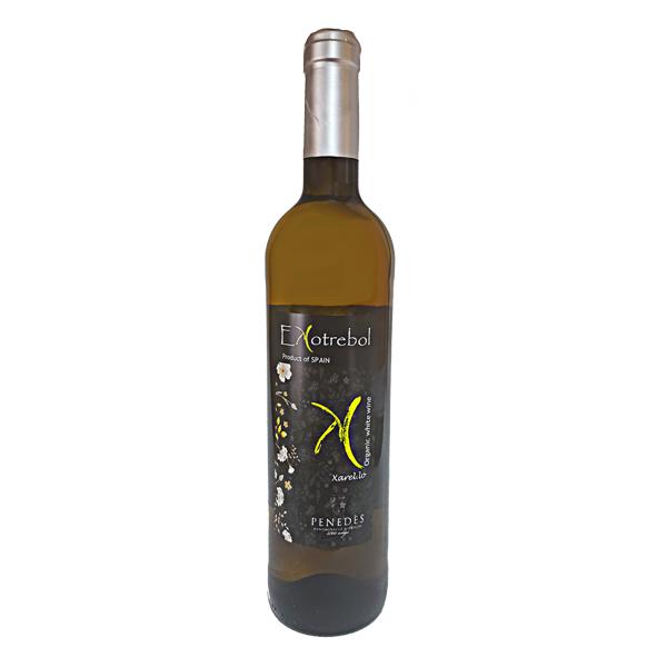 Vino Bio Vegano Blanco Xarello Ekotrebol