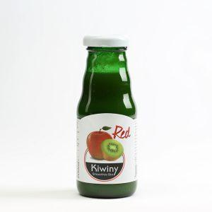 Zumo Smoothie kiwi-manzana