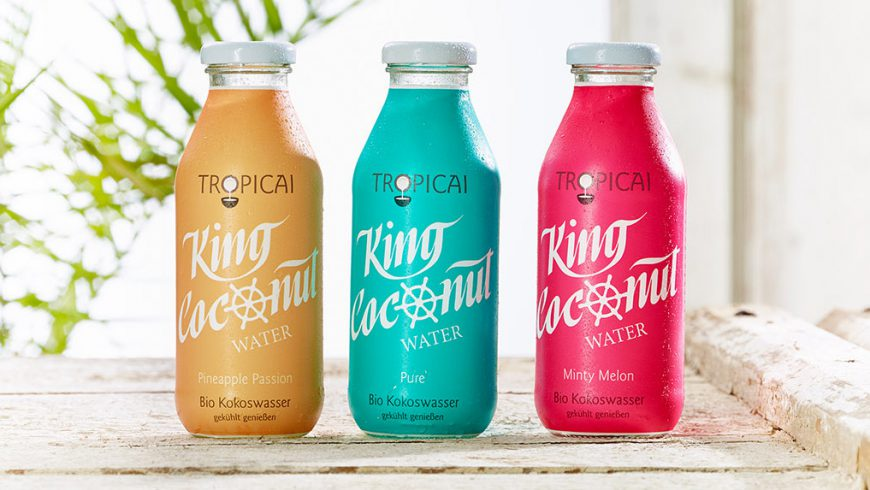 Tropicai Coconut Water