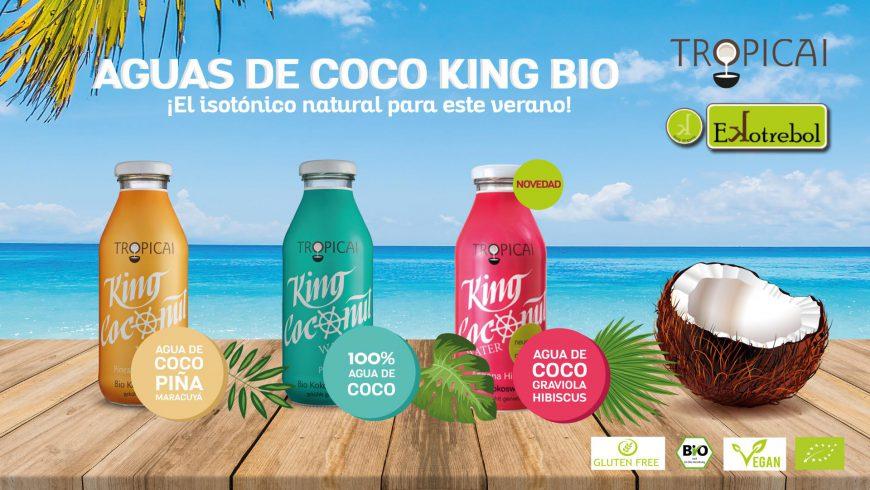 Agua de Coco King