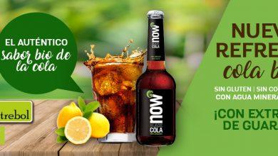 Nuevo Refresco de Cola Bio!
