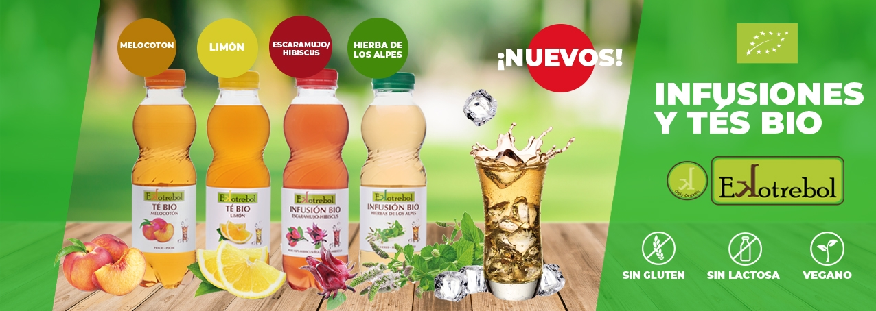 Ice Tea Ekotrebol