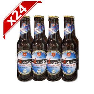 cerveza ecológica sin alcohol ekotrebol