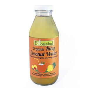 Organic Coconut Water Ekotrebol