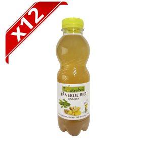 ICE TEA BIO Té verde con jengibre