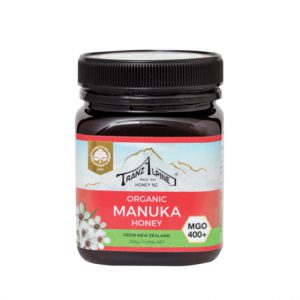 Miel Bio de Manuka 400+ de 250g