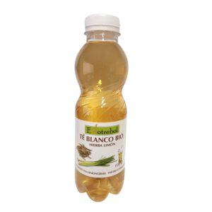Ice Tea Bio Té Blanco Con Lemongrass