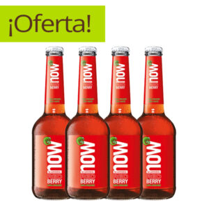 Refresco Bio Frutos Rojos
