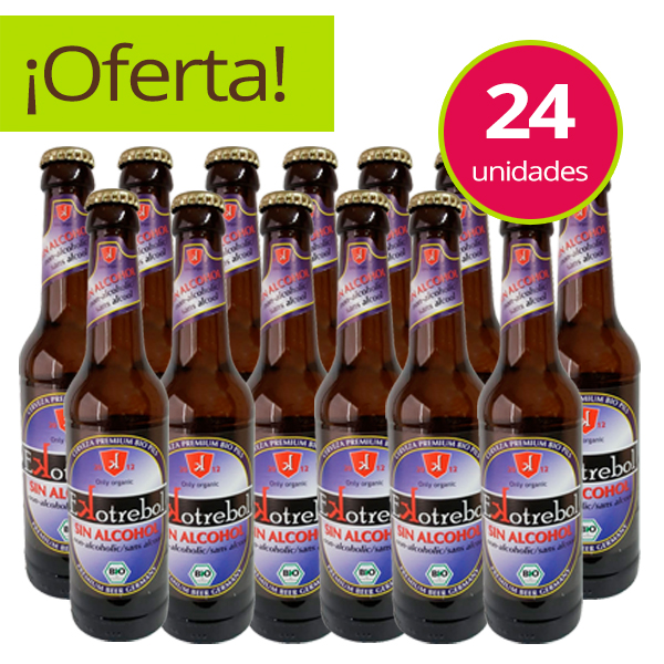 Cerveza Ecologica Sin Alcohol