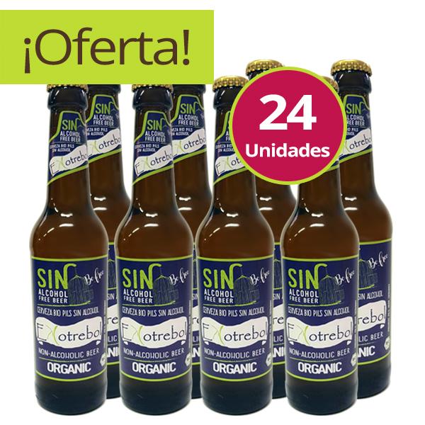 Cerveza Ekotrebol Sin Alcohol