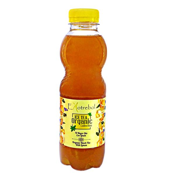 Ice Tea Ecológico Té Negro Y Limón