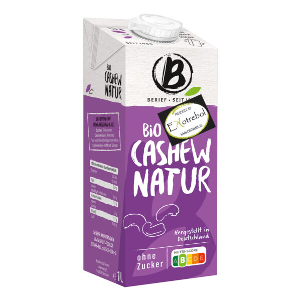 berief Drink Cashew Natur