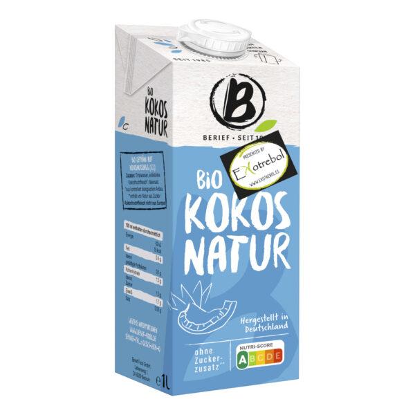 berief Drink Kokos Natur