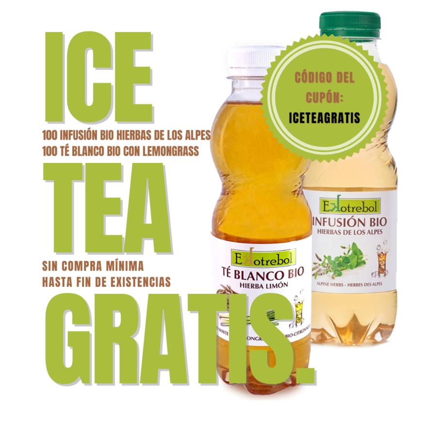 Ice Tea Gratis Ekotrebol
