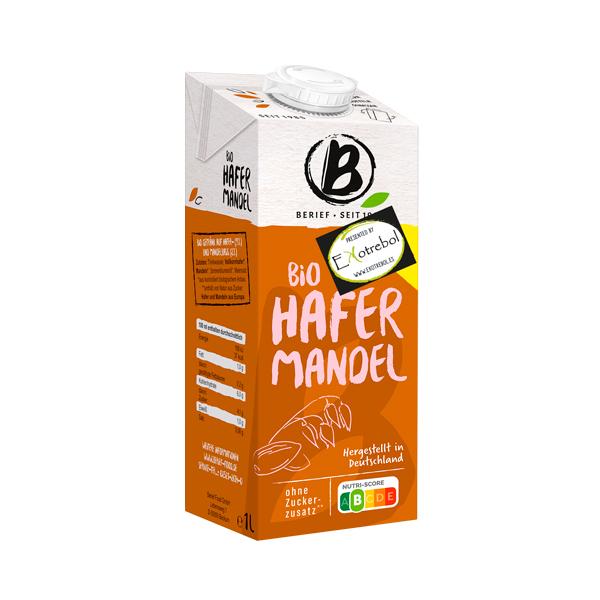 Berief Drink Hafer Mandel Perspektivisch Neu Stoerer