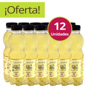 12 ice tea ekotrebol con jengibre