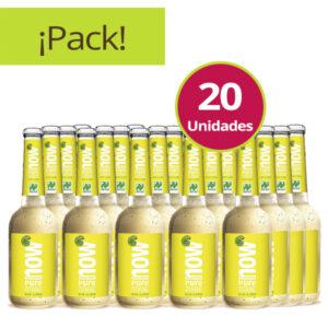 refrescos now bio limon citrico
